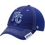 '47 Kansas City Royals Royal Turner Clean-Up Adjustable Hat