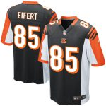 Nike Tyler Eifert Cincinnati Bengals Youth Black Team Color Game Jersey