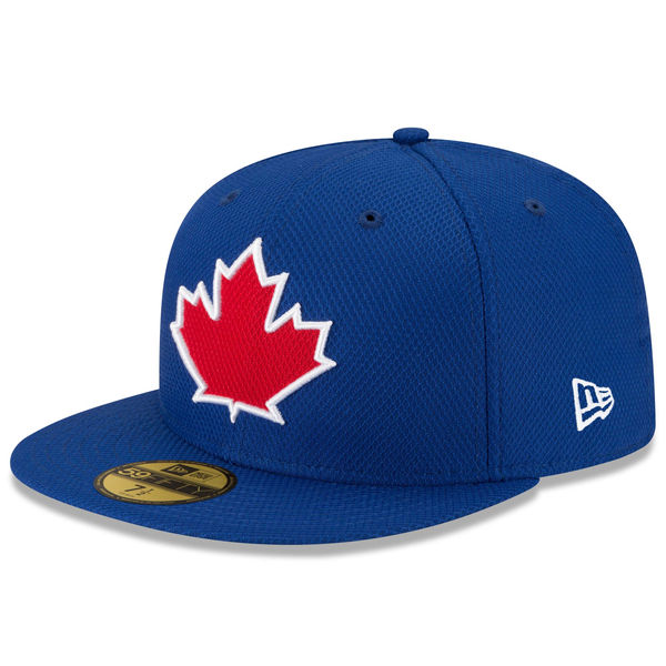 New Era Toronto Blue Jays Royal Alternate Authentic Collection On Field 59FIFTY Performance Fitted Hat