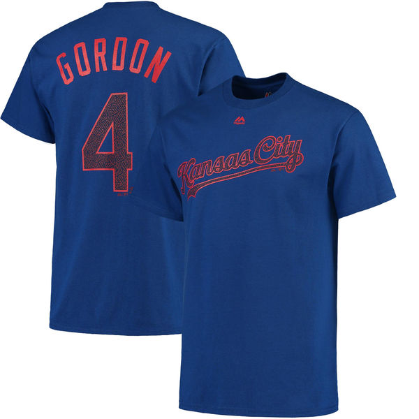 Majestic alex gordon kansas city royals royal stars for T shirts with city names