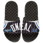 ISlide Orlando Magic Shaquille O'Neal Retro Jersey Slide Sandals