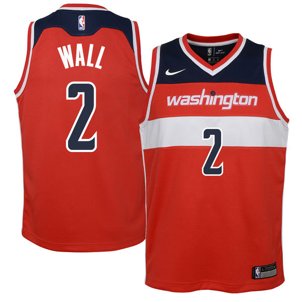 Nike John Wall Washington Wizards Youth