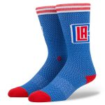 Stance LA Clippers Jersey Socks
