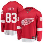 Fanatics Branded Trevor Daley Detroit Red Wings Red Breakaway Player Jersey