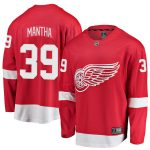 Fanatics Branded Anthony Mantha Detroit Red Wings Red Breakaway Player Jersey