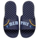 ISlide Memphis Grizzlies Navy Away Jersey Split Slide Sandals