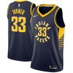 Nike Myles Turner Indiana Pacers Navy Swingman Jersey - Icon Edition