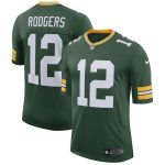 Nike Aaron Rodgers Green Bay Packers Green Classic Limited Player Jersey