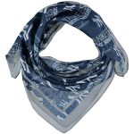 New York Yankees Women's Lightweight Repeat Square Scarf