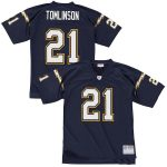 Mitchell & Ness LaDainian Tomlinson San Diego Chargers Navy 2006 Replica Retired Player Jersey