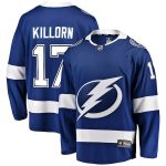 Fanatics Branded Alex Killorn Tampa Bay Lightning Youth Blue Breakaway Player Jersey
