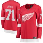 Fanatics Branded Dylan Larkin Detroit Red Wings Women's Red Home Breakaway Player Jersey