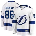 Fanatics Branded Nikita Kucherov Tampa Bay Lightning White Away Premier Breakaway Player Jersey