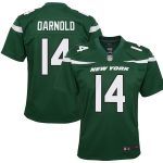 Sam Darnold New York Jets Nike Youth Game Jersey - Green