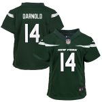 Sam Darnold New York Jets Nike Toddler Player Game Jersey - Green