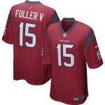 Will Fuller V Houston Texans Nike Player Game Jersey - Red