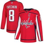 adidas Alexander Ovechkin Washington Capitals Red Authentic Player Jersey