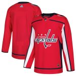 adidas Washington Capitals Red Home Authentic Blank Jersey