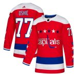 adidas TJ Oshie Washington Capitals Red Alternate Authentic Player Jersey