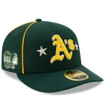 New Era Oakland Athletics Green 2019 MLB All-Star Game On-Field Low Profile 59FIFTY Fitted Hat