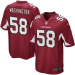 Nike Daryl Washington Arizona Cardinals Cardinal Game Jersey