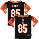 Nike Tyler Eifert Cincinnati Bengals Infant Black Game Jersey