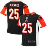 Nike Giovani Bernard Cincinnati Bengals Infant Black Team Color Game Jersey