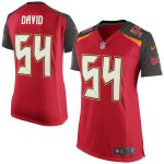 Nike Lavonte David Tampa Bay Buccaneers Women's Red Game Jersey