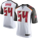Nike Lavonte David Tampa Bay Buccaneers Youth White Game Jersey