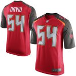 Nike Lavonte David Tampa Bay Buccaneers Youth Red Team Color Game Jersey