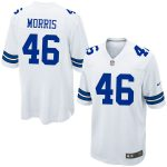 Nike Alfred Morris Dallas Cowboys White Game Jersey