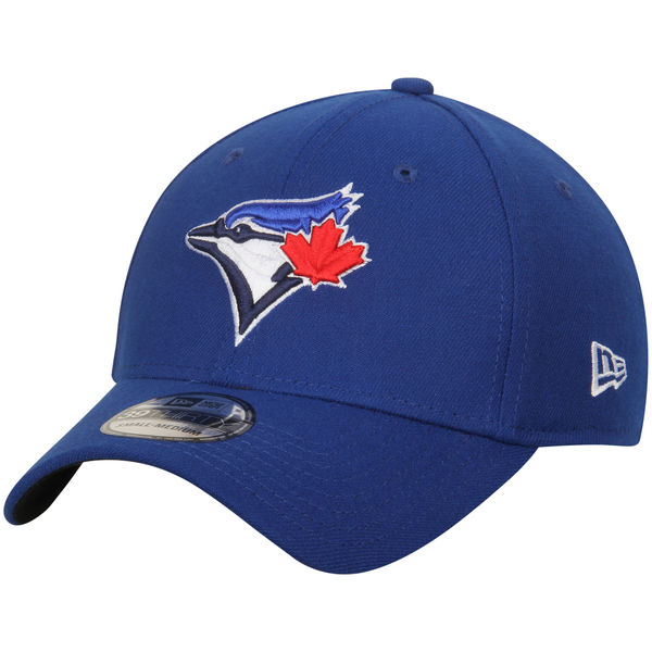 New Era Toronto Blue Jays Royal 40th Anniversary 39THIRTY Flex Hat