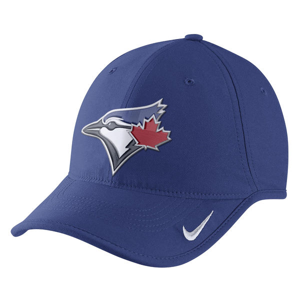 Nike Toronto Blue Jays Royal Vapor Performance Adjustable Hat
