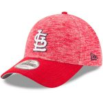 New Era St. Louis Cardinals Red Terry Fresh 9FORTY Adjustable Snapback Hat