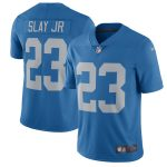 Nike Darius Slay Detroit Lions Blue Vapor Untouchable Limited Player Jersey