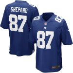Nike Sterling Shepard New York Giants Youth Royal Game Jersey