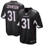 Nike David Johnson Arizona Cardinals Youth Black Game Jersey