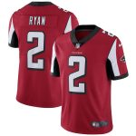 Nike Matt Ryan Atlanta Falcons Red Vapor Untouchable Limited Player Jersey