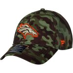 NFL Pro Line by Fanatics Branded Denver Broncos Camo Recon Trucker Adjustable Hat