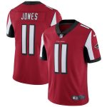 Nike Julio Jones Atlanta Falcons Red Vapor Untouchable Limited Player Jersey