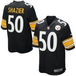 Nike Ryan Shazier Pittsburgh Steelers Youth Black Game Jersey