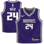 Nike Buddy Hield Sacramento Kings Infant Purple Replica Jersey - Icon Edition