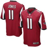 Nike Julio Jones Atlanta Falcons Youth Red Team Color Game Jersey