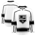 Fanatics Branded Los Angeles Kings White Breakaway Away Jersey