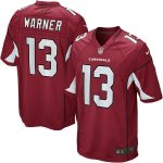 Nike Kurt Warner Arizona Cardinals Youth Cardinal Retired Game Jersey