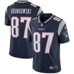 Nike Rob Gronkowski New England Patriots Navy Vapor Untouchable Limited Player Jersey