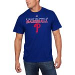 Majestic Philadelphia Phillies Royal Bring the Battle T-Shirt