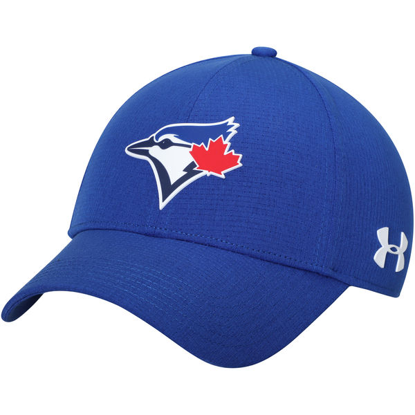 Under Armour Toronto Blue Jays Royal MLB Driver Cap 2.0 Adjustable Hat -  Gear Up For Sports 6b6080e2da3