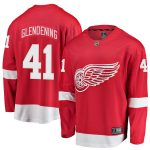 Fanatics Branded Luke Glendening Detroit Red Wings Red Breakaway Player Jersey