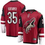 Fanatics Branded Darcy Kuemper Arizona Coyotes Garnet Breakaway Player Jersey